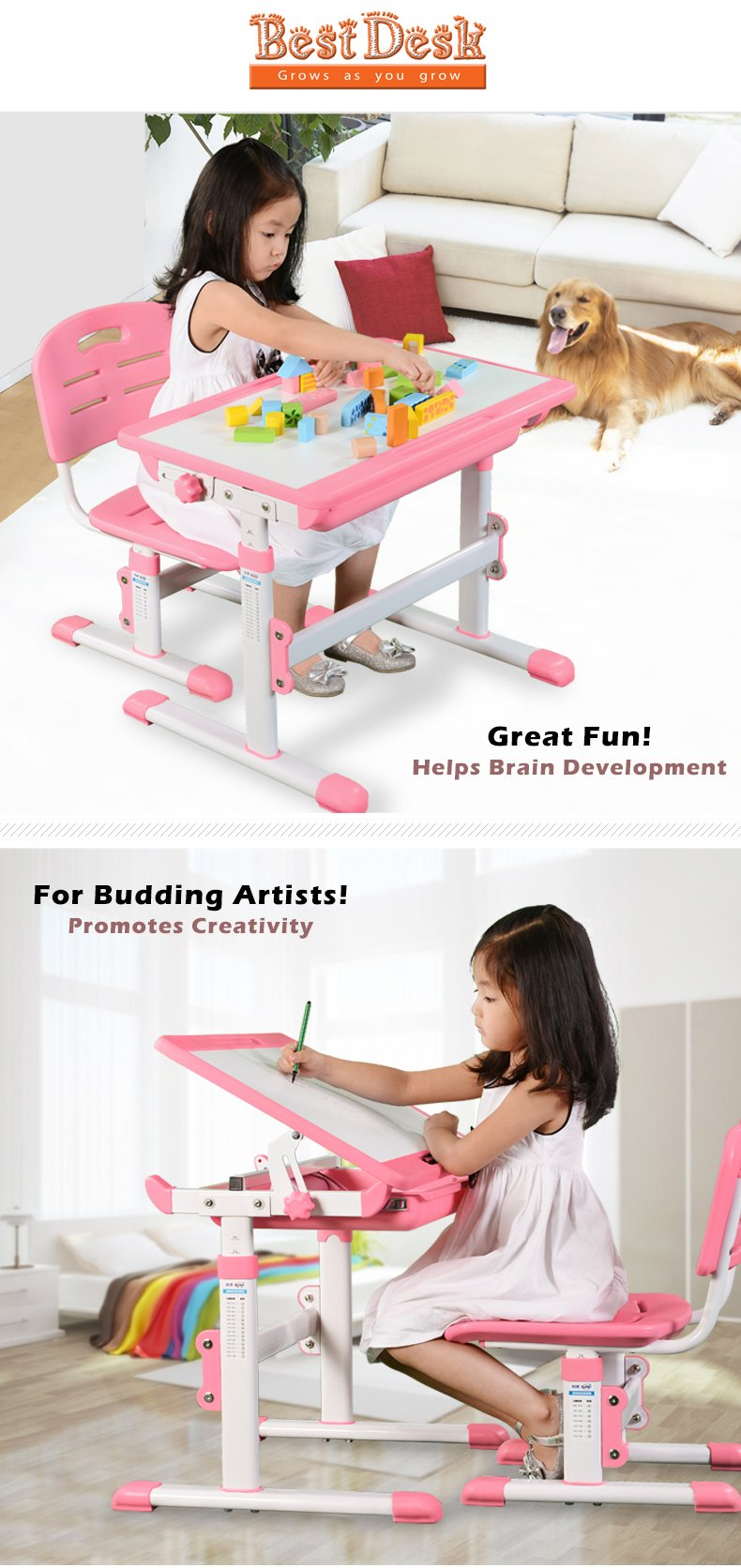 Kids-Table-and-Chair-Children-Study-Desk-Ergonomic-Kids-Desk-Height-Adjustable-Children-Desk-Midi-Desk-01